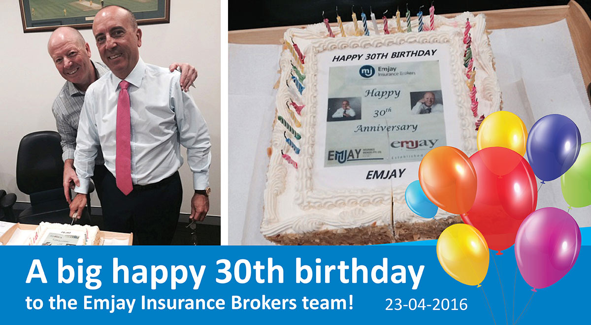 Emjay-Insurance-brokers-30th-birthday-